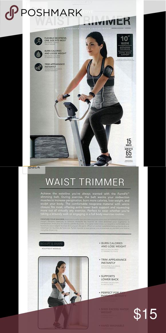 6b4527df13 Formfit Waist Trimmer - 10 inches Wide Spadedye Formfit Waist Trimmer - 10  inches Wide Spadedye