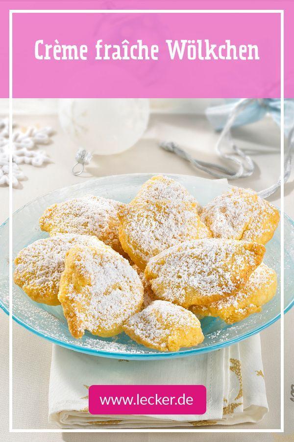Photo of Crème fraîche little cloud recipe | DELICIOUS