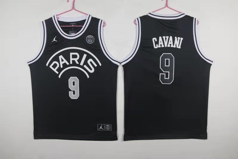 5efd6583 Paris Saint-Germain F.C. PSG Football club Vest Black Nike Jordan #Mar –  www.worldsoccerfootballshop.com