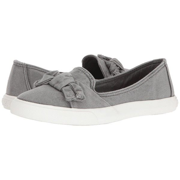 Rocket Dog Clarita Grey Beach Canvas Womens Slip on Shoes 61 CAD