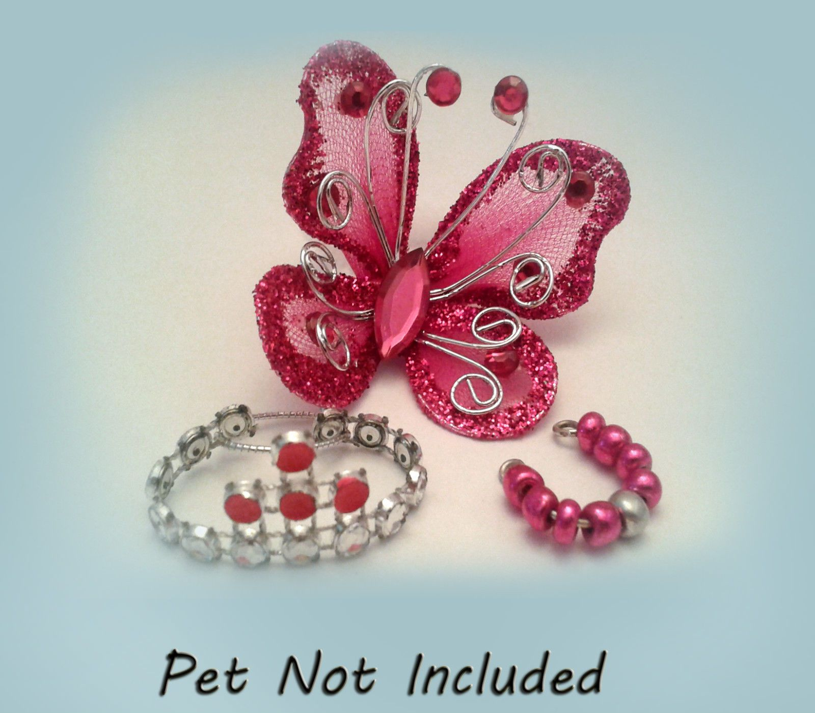 Littlest Pet Shop clothes & accessories Pink Fairy LPS outfit 9 lot | eBay