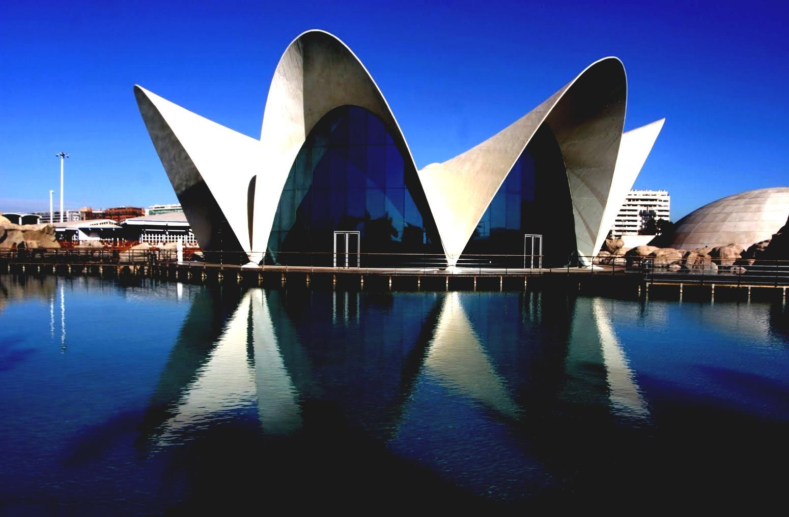 Famous Contemporary Architecture Buildings