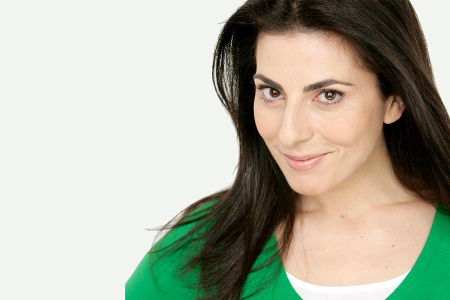 Comedian Kira Soltanovich