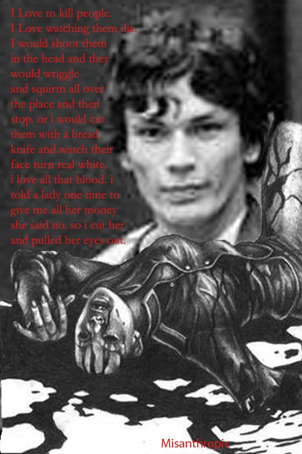 Richard Ramirez by Misanthropic-BTK | stuff i like | Serial