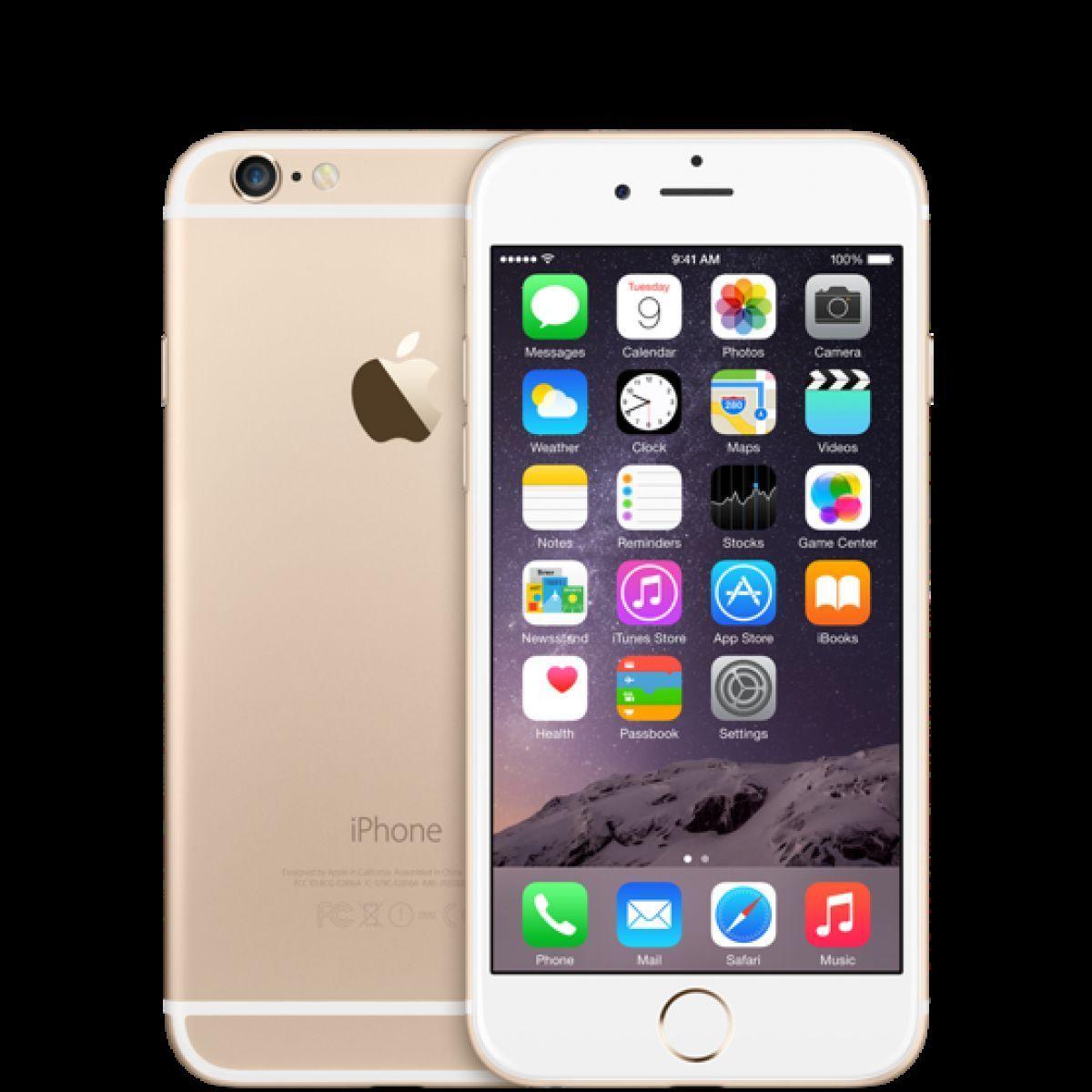 apple iphone 6 latest model 16gb gold boost mobile. Black Bedroom Furniture Sets. Home Design Ideas