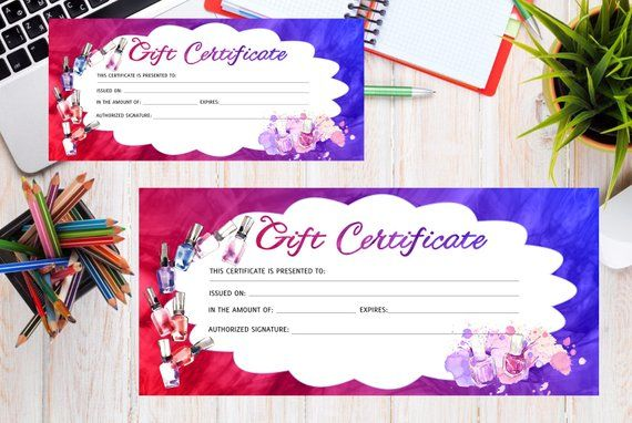 This Item Is Unavailable Etsy Printable Gift Certificate Gift Certificate Template Certificate Templates