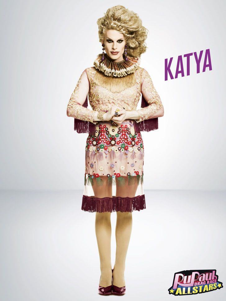 13bd7dee04b7a8 Katya for RuPaul s Drag Race All Stars 2