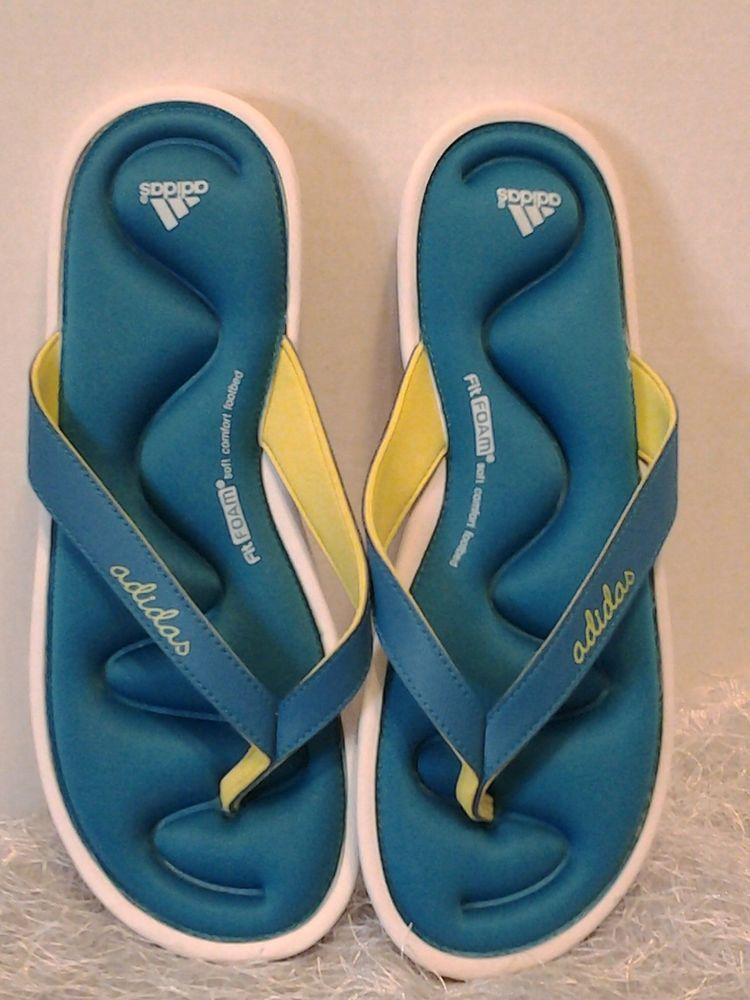 Adidas Flip Flops Fit Foam