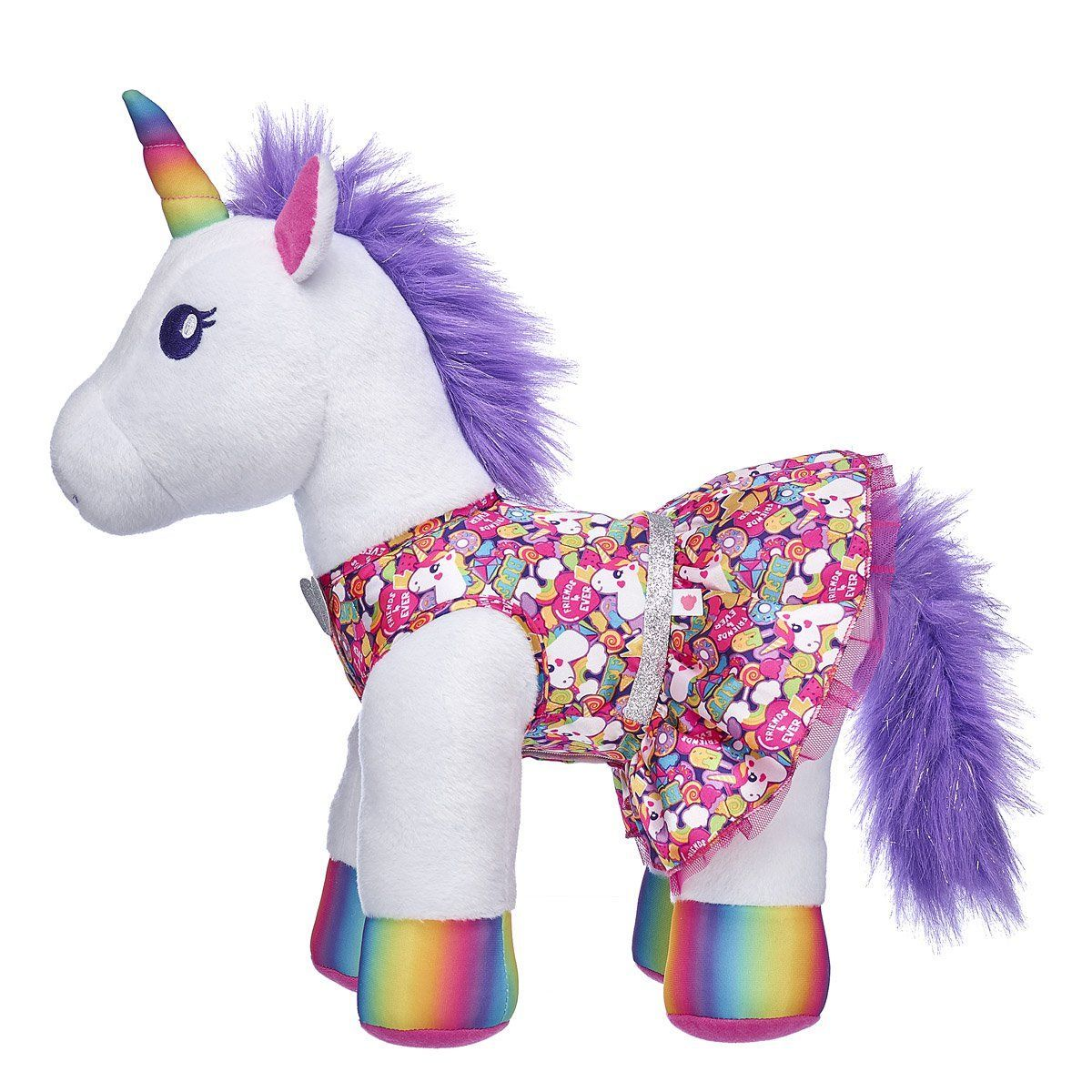 Rainbow Unicorn Dress in 2020 (With images)