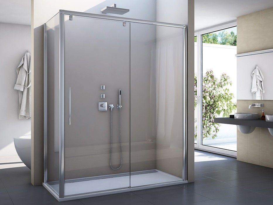 Badezimmer Schiebetür ~ Duschen schiebetür dusche für duschen plus duschkabine schiebetuer