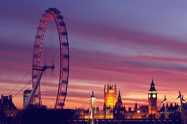 London has a vibe to the city that makes it extremely welcoming to  families. It was easy to find local parks, playgrounds, and space for the  kids to just be ...