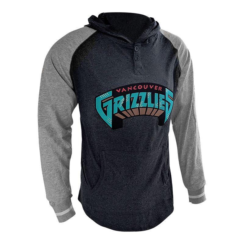 Vancouver Grizzlies Men's Slugfest Lightweight Hoody