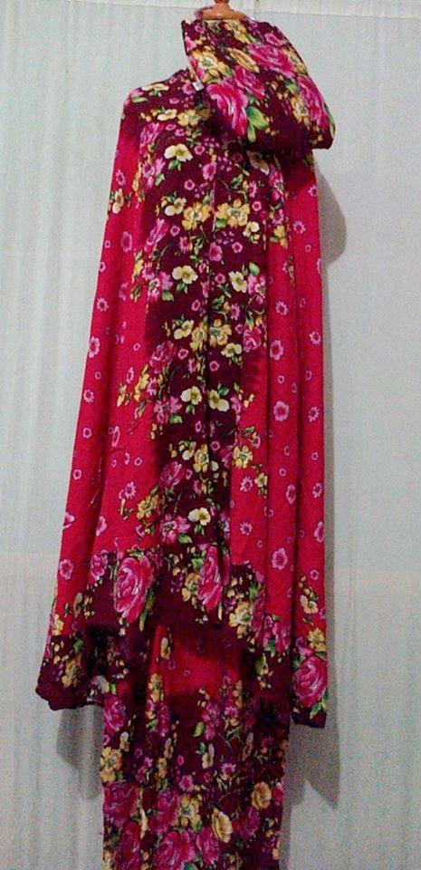 Mukena Batik Pekalongan Model Terbaru 2015 Batik Model Pakaian