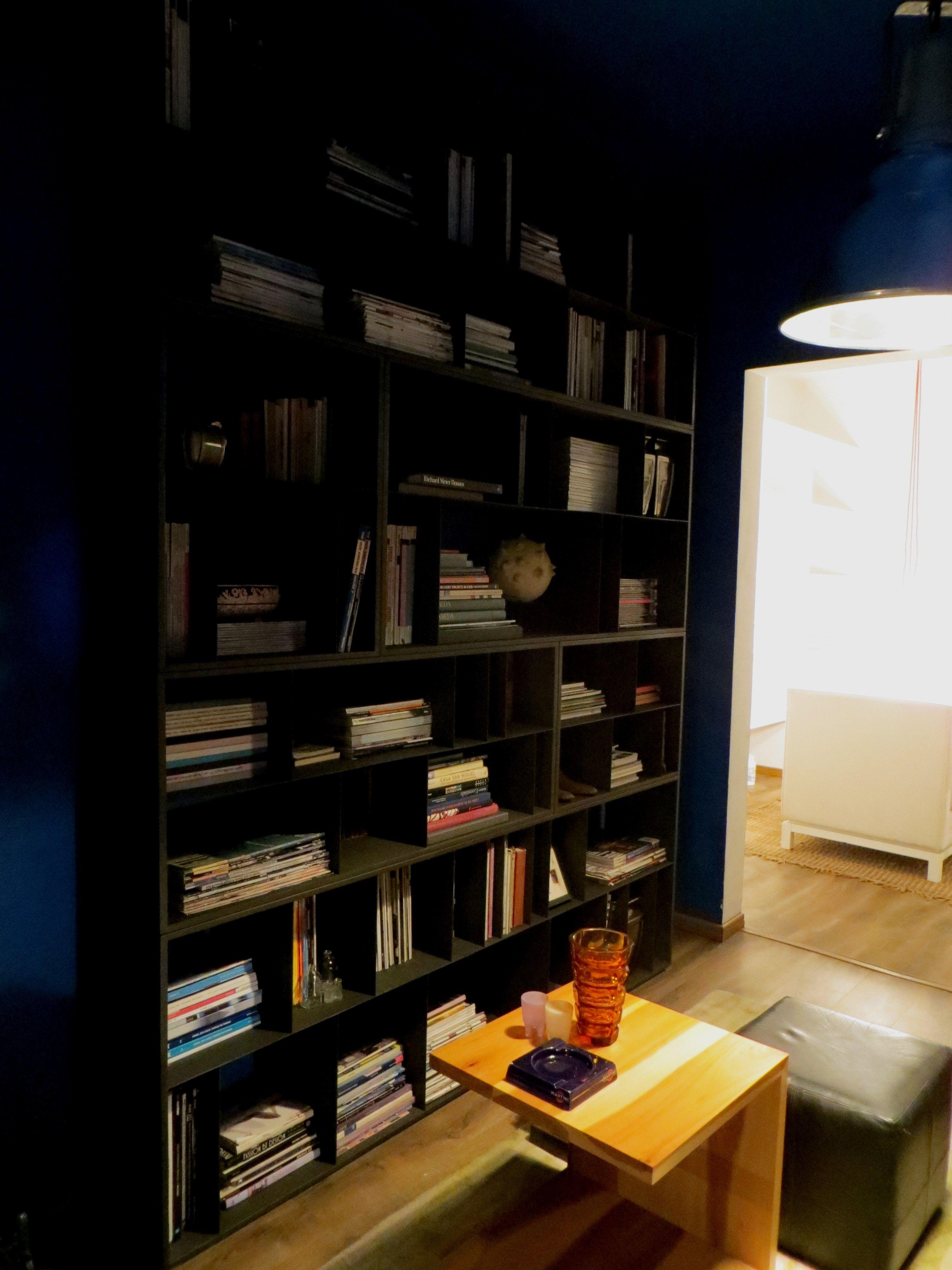 Librero modular jupiter acero poltrona 14 oto o - Acero modular precios ...