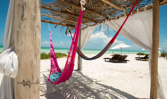 Low Key Island Luxury Awaits At This Sleepy Yucatán Peninsula Paradise With A Choice Of Artsy Chic Rooms And Breakfast Included Oh Yes