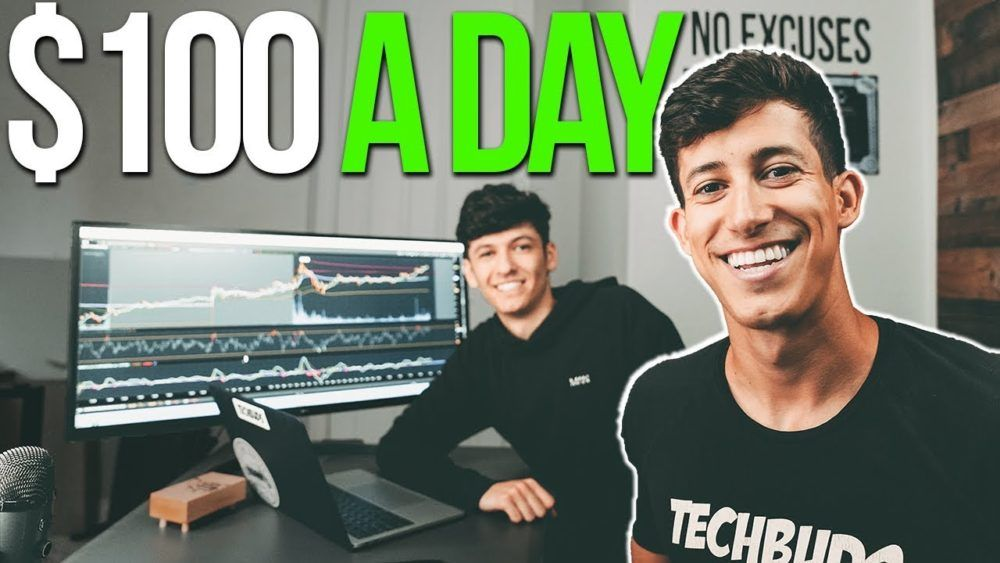 How to make 100 a day as a beginner investor in 2020