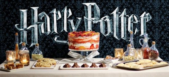 Harry Potter Party Menu Click Through To The Blog She