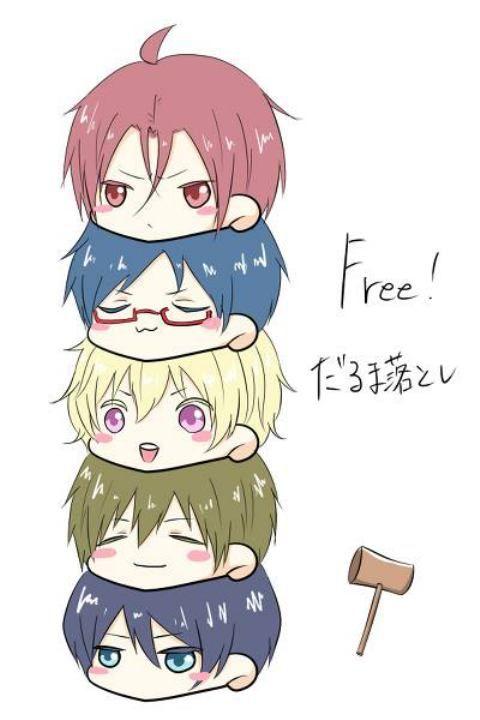 Free! Chibi