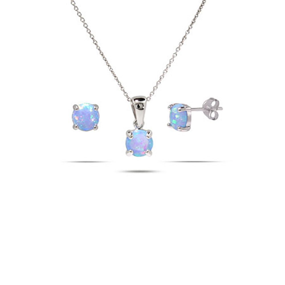 opal product rings ocean online blue shop women pendant