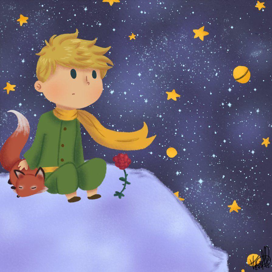 Картинки на телефон маленький принц