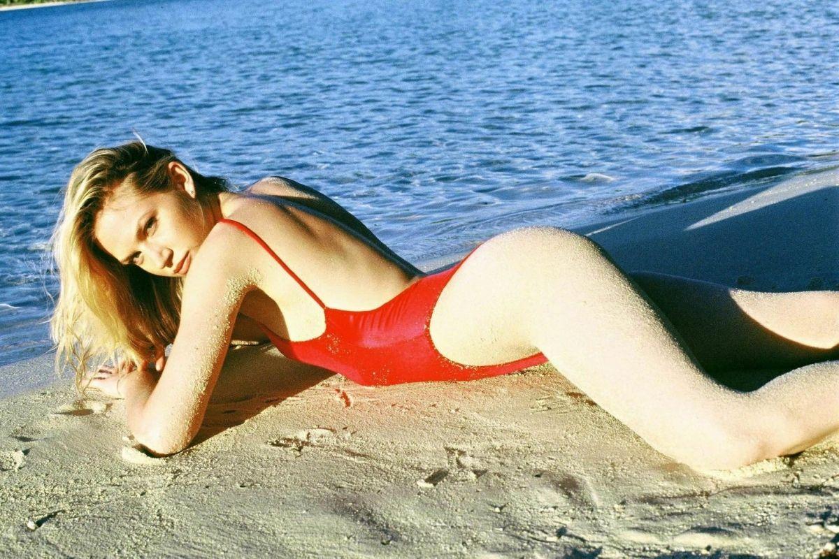 Adrienne Frantz Bikini