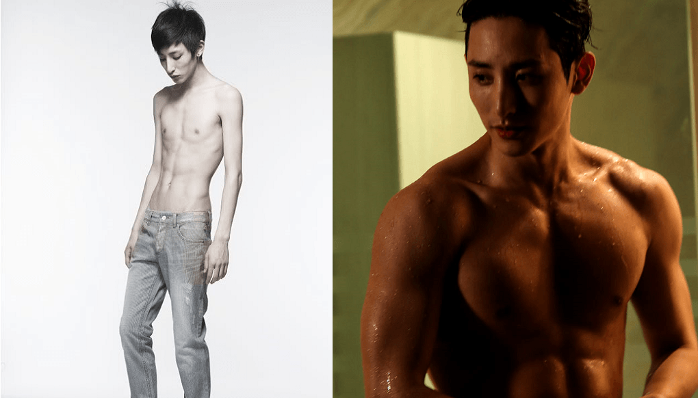 8 Idols Body Transformation Before After Photos Transformation Body Before After Body Body