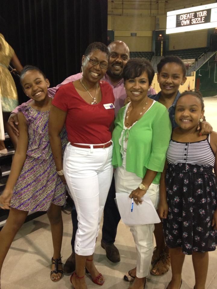 Sizzle Women's Conference Hosting VIPs Marc Clark ...