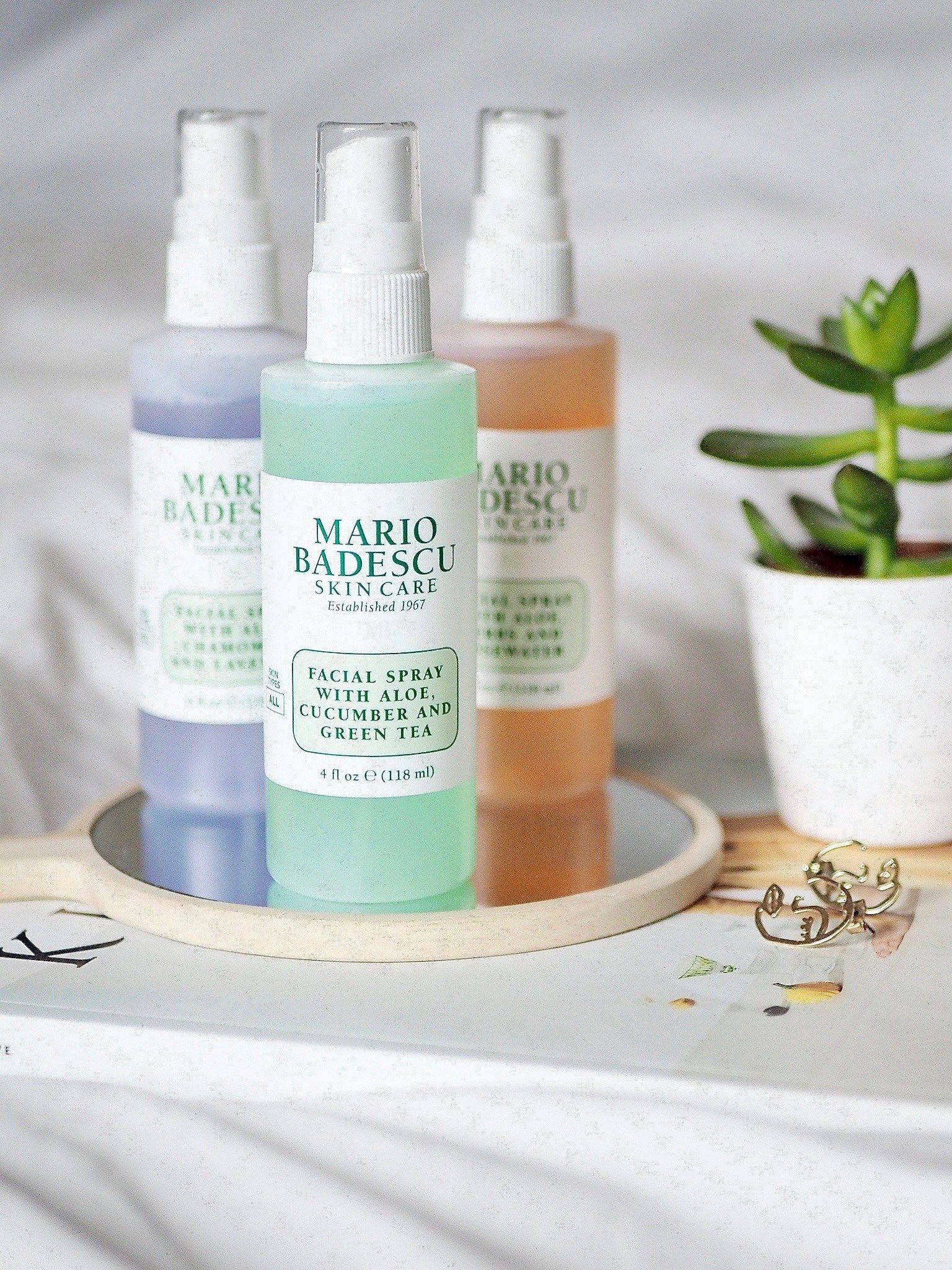Mario Badescu Facial Spray Skin care, Face spray