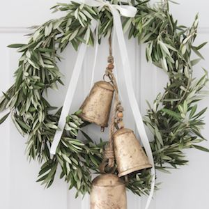 100 Cheap and Easy DIY Christmas Wreaths images