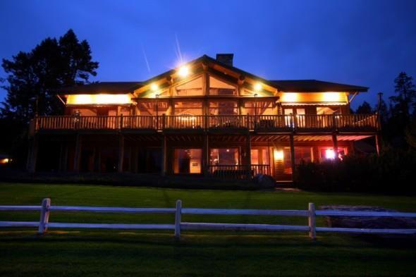 The Rack Shack Somers Montana On Flathead Lake House Styles