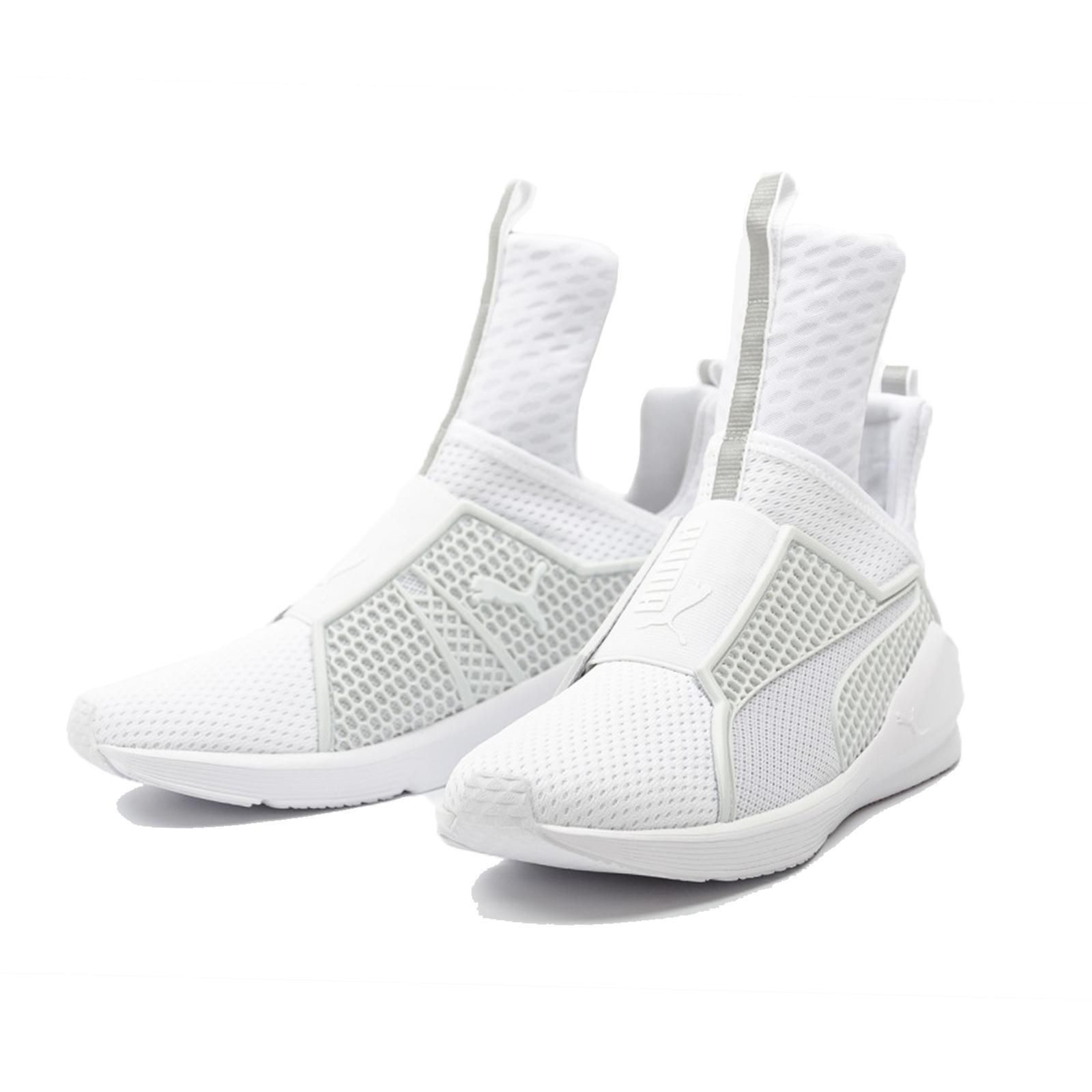 Puma x Rihanna Fenty Trainer RIRI White Womens Cross