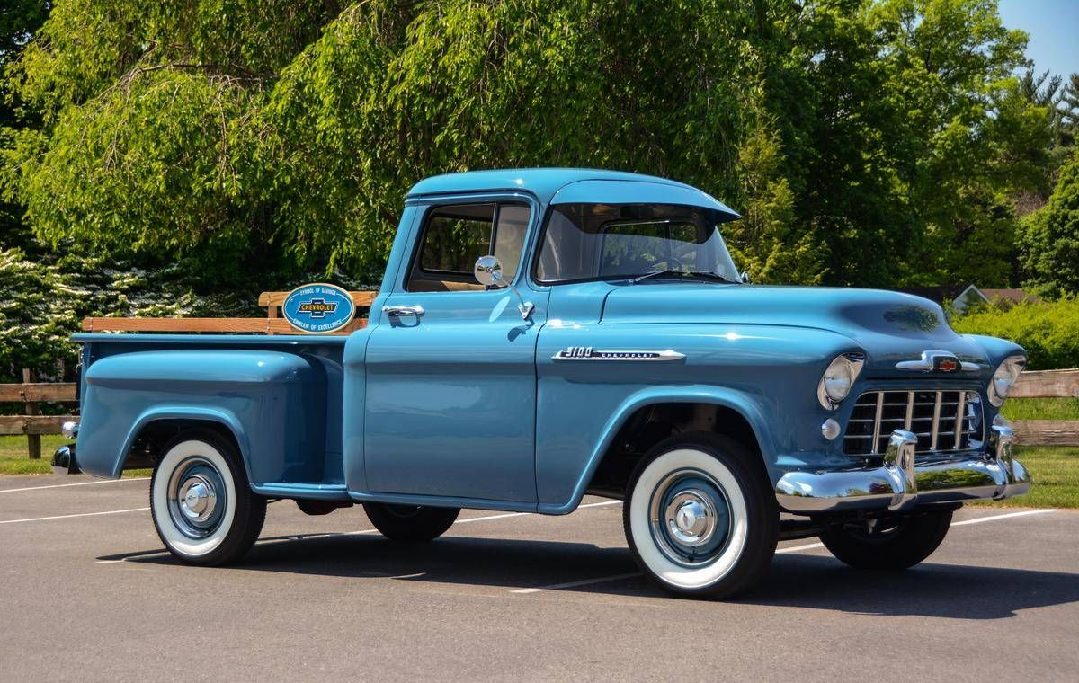 1956 Chevrolet 3100 Classic Trucks Classic Chevy Trucks Chevy