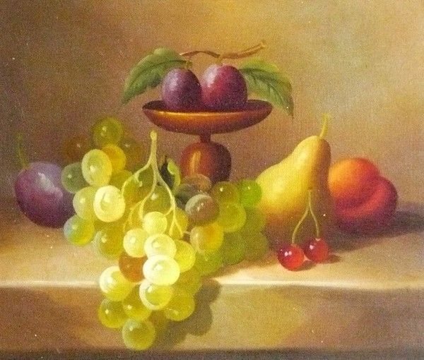 Nature morte still life decoupage frutas pinterest - Image nature morte imprimer ...