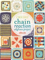 chain reaction afghan project ~ a free e-book download
