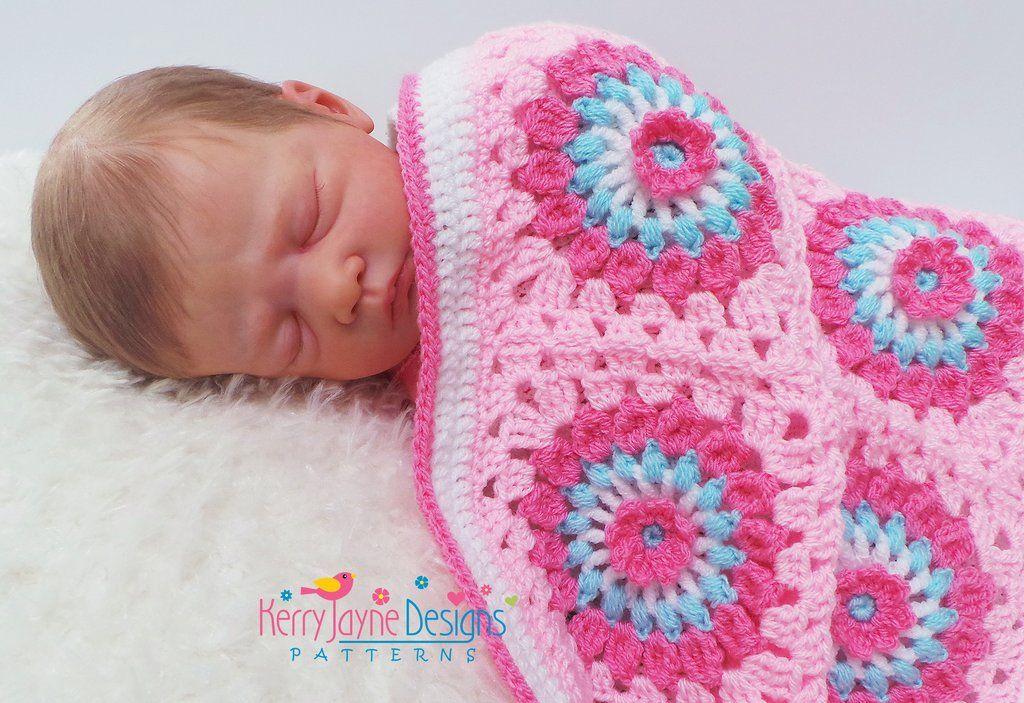 Amazing Daisy Blanket | ♥ Granny Crochet!! ♥ Community Board ...