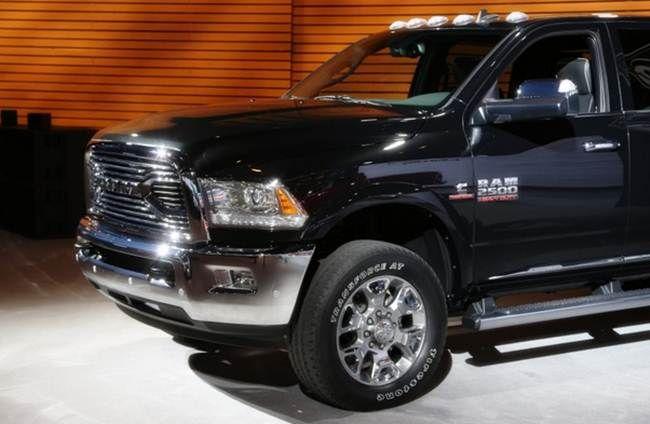 2016 Dodge Ram 2500 Laramie Limited Release Date