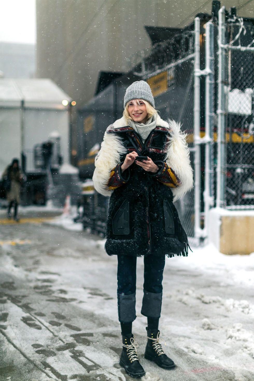 The Best Street Style from New York Fashion Week - HarpersBAZAAR.com