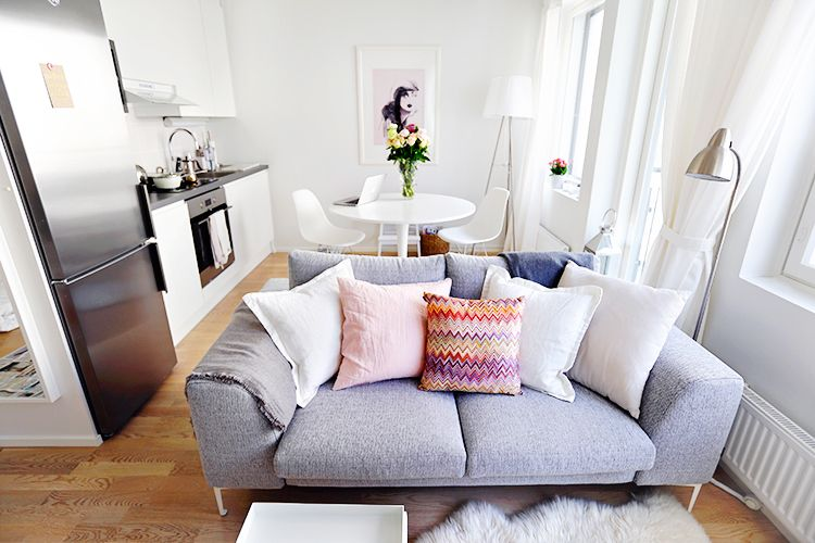 Mariannan student apartment wohne for Minimalistische wohnungseinrichtung