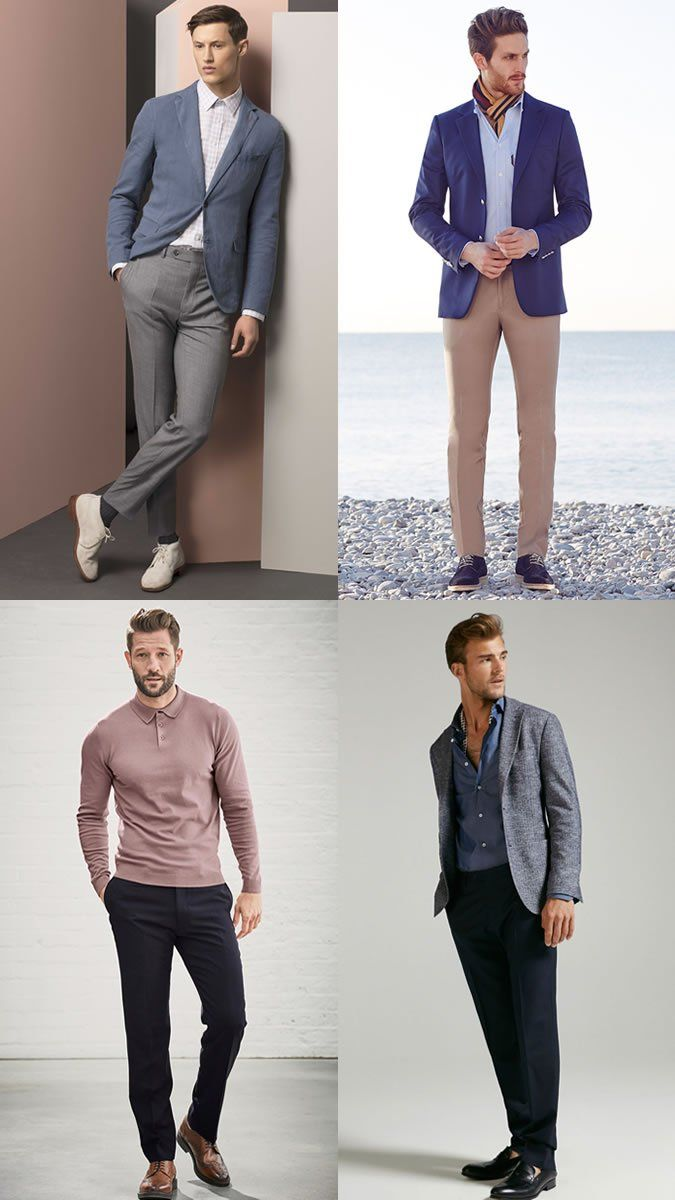 Top 3 Smart Casual Looks For Men In 2018 Men S Fashion