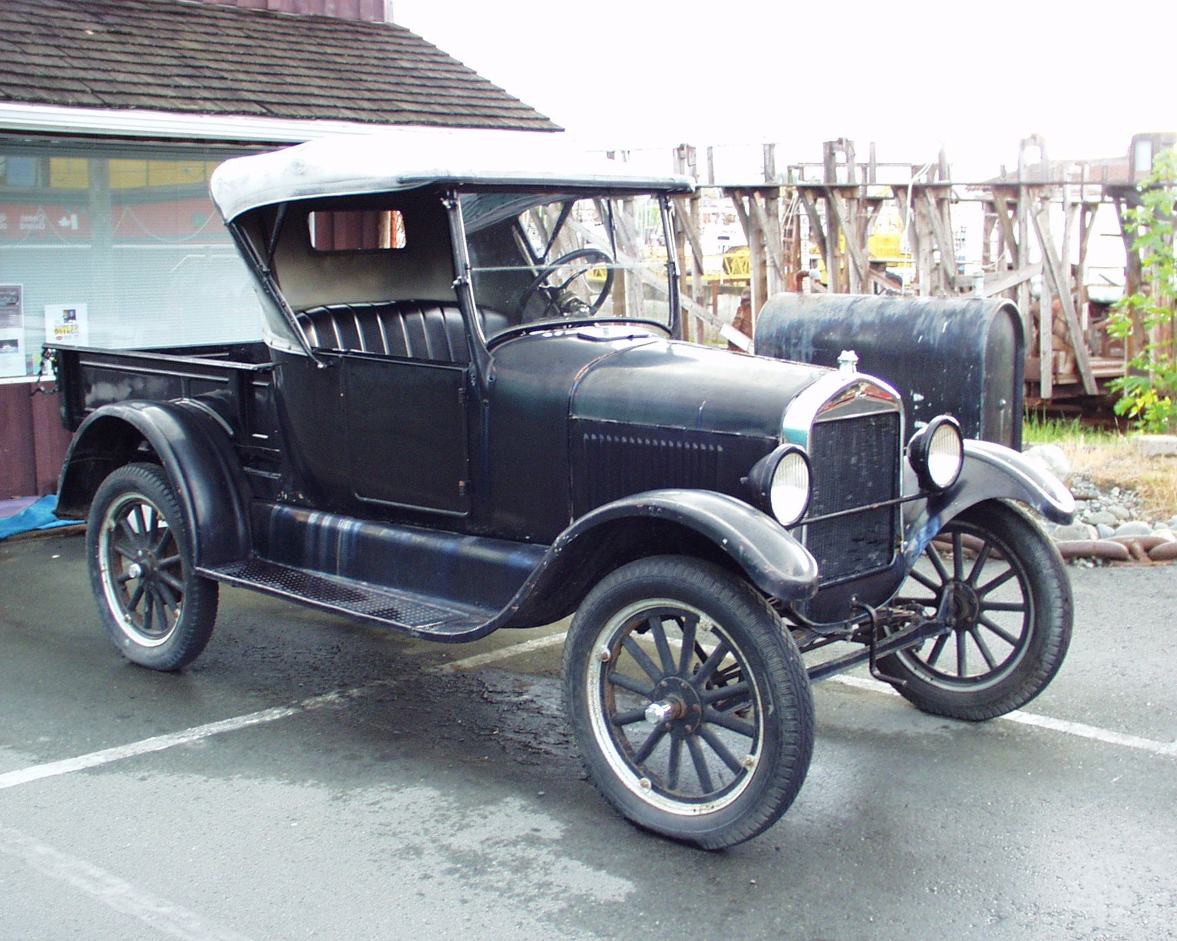 Old car of the 20\'s, B.C. Canada | Autos | Pinterest | Cars, Vehicle ...