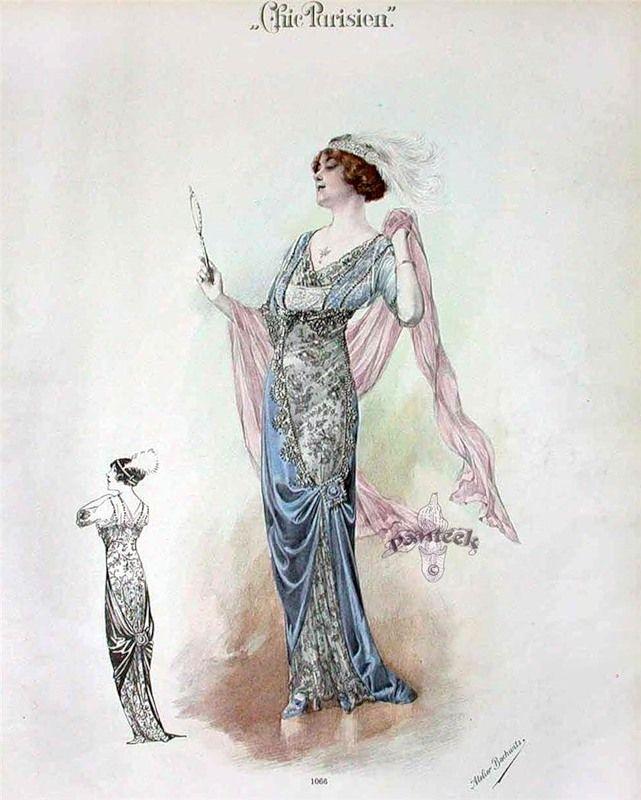 Картинки завтра, открытки конца 19 начало 20 века