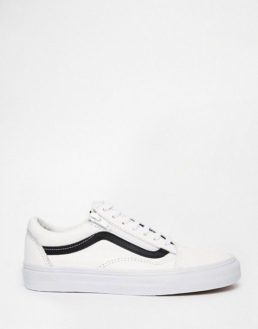 766f706a02 Discover Fashion Online Old Skool Vans White