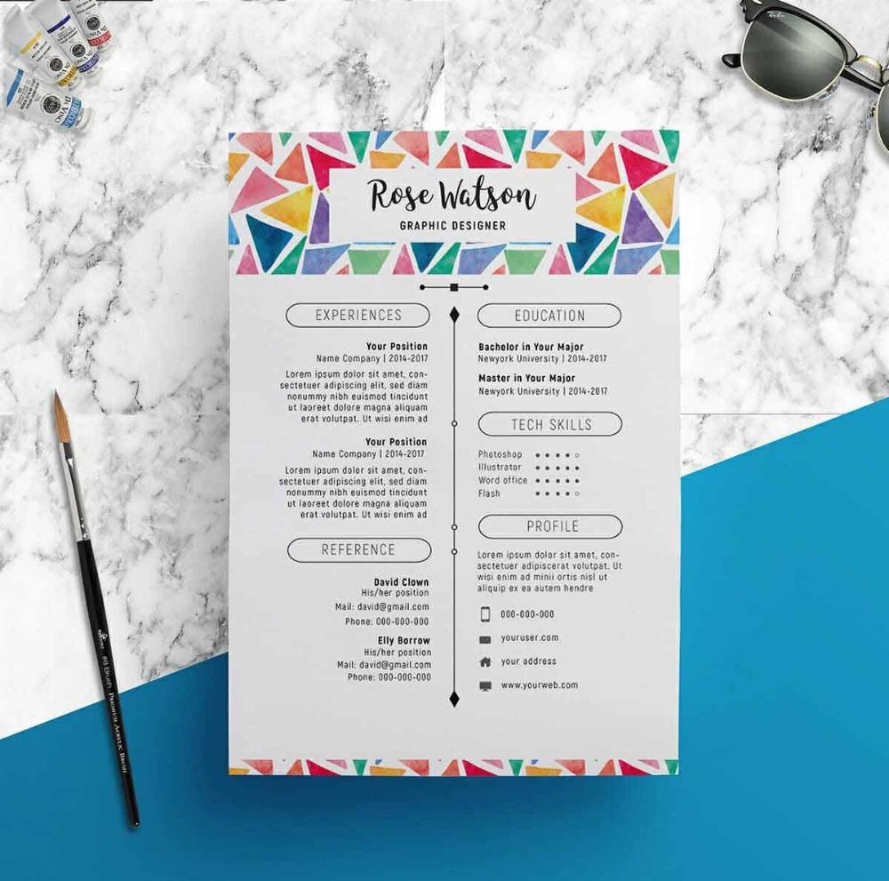 15 Resume Design Ideas Inspirations Templates How To Tutorial Creative Resume Templates Resume Design Template Resume Design