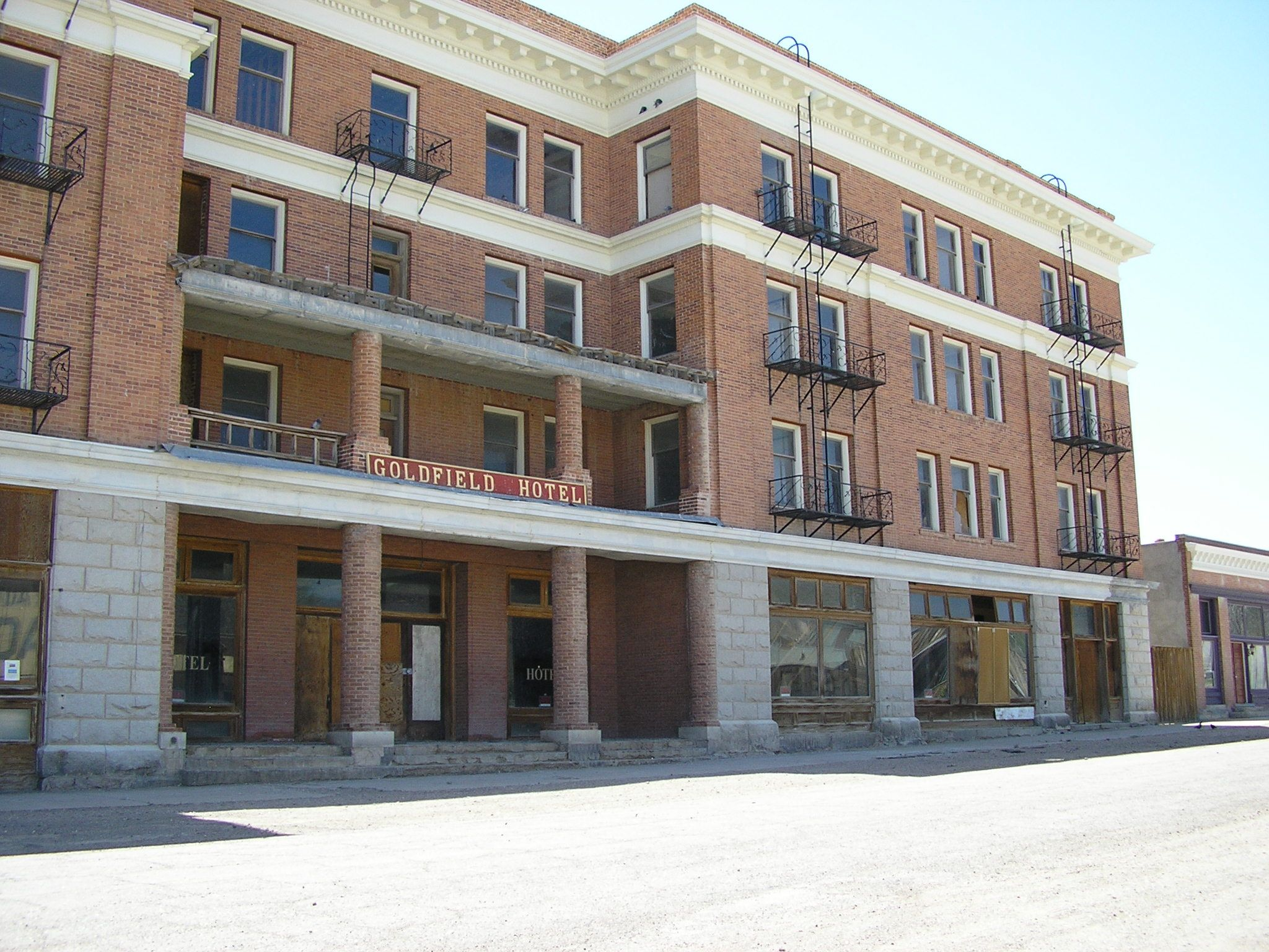 Ghost Adventures Goldfield Hotel