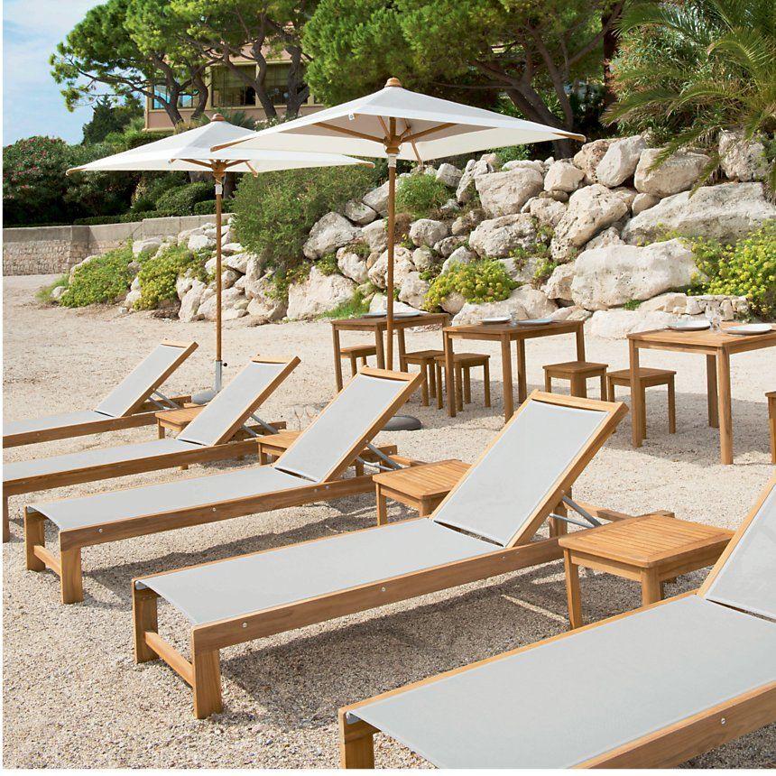 Le Bain De Soleil Ibiza Vlaemynck Est Aussi Confortable Que