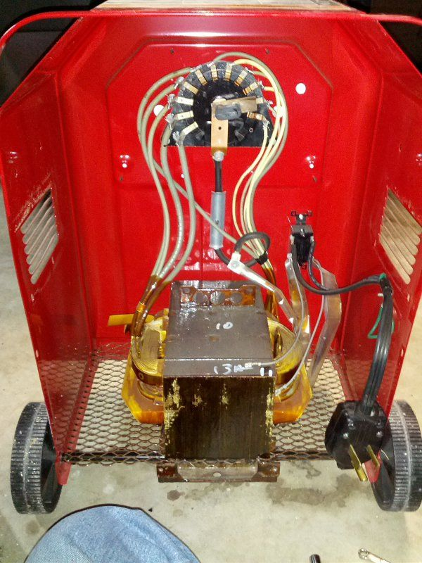 lincoln electric ac-225 (ac225) ac/dc stick/tig welder conversion   tig  welder, welding and fabrication, welders  pinterest