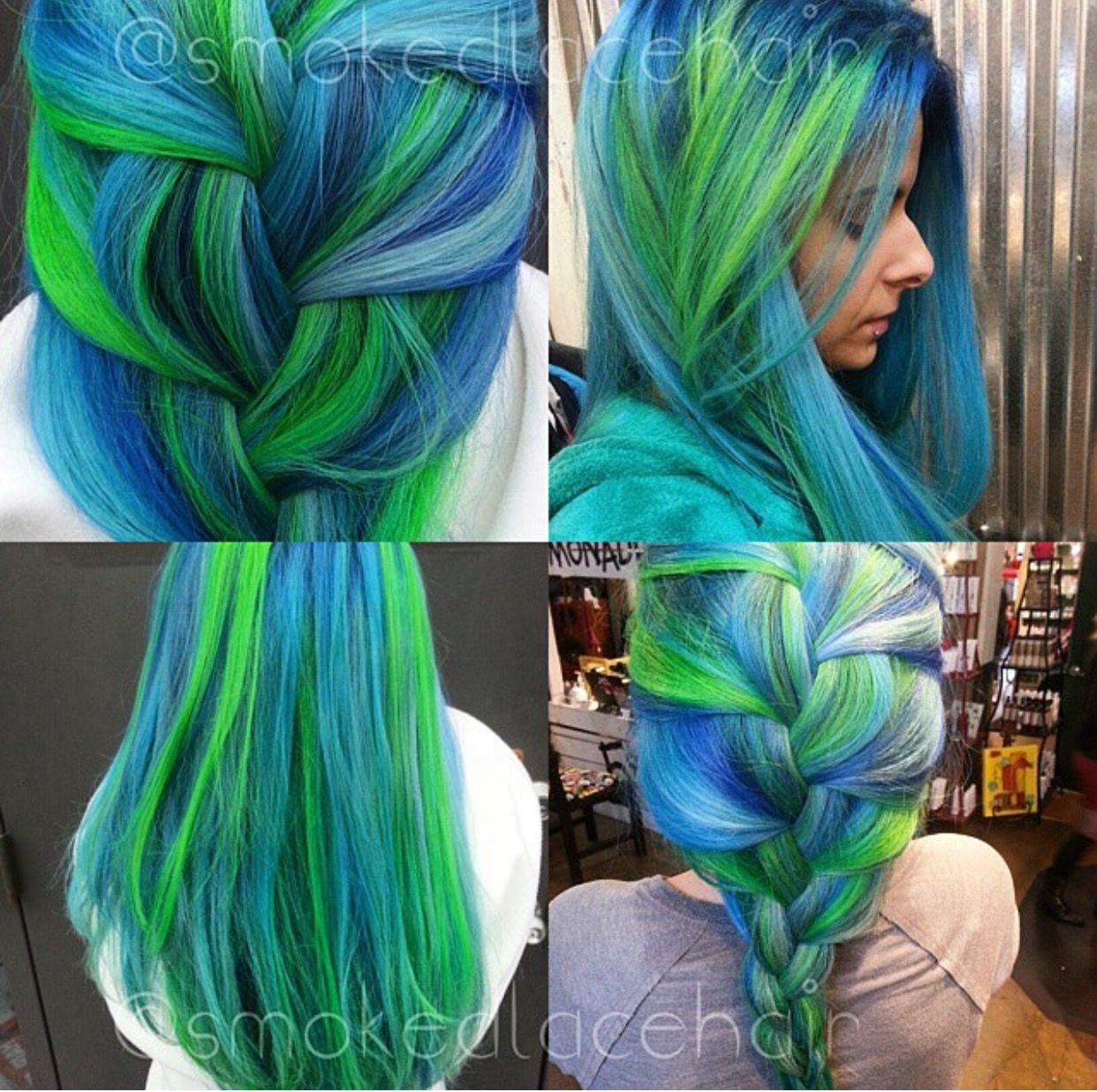 Hair color artist is pinup jordan she is a master colorist