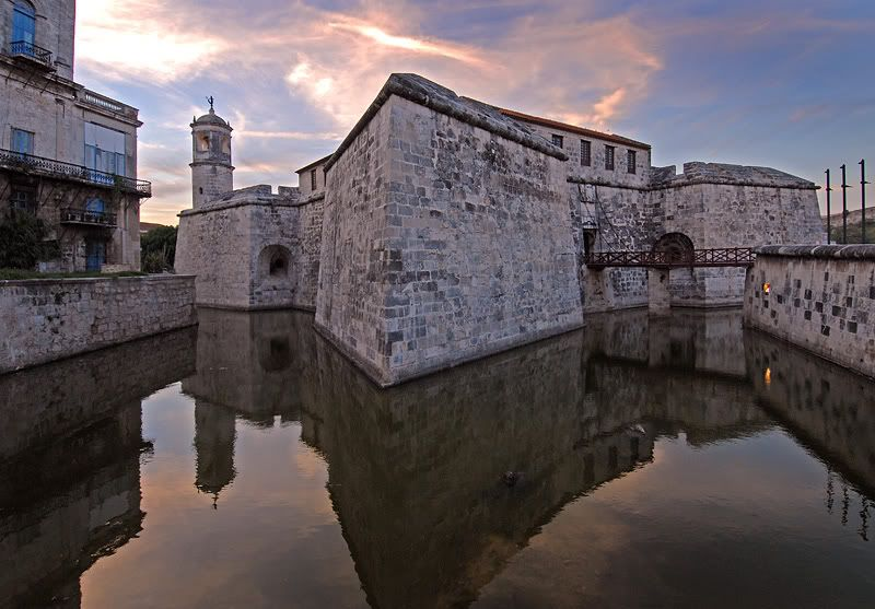 Castillo de la Real Fuerza, HABANA