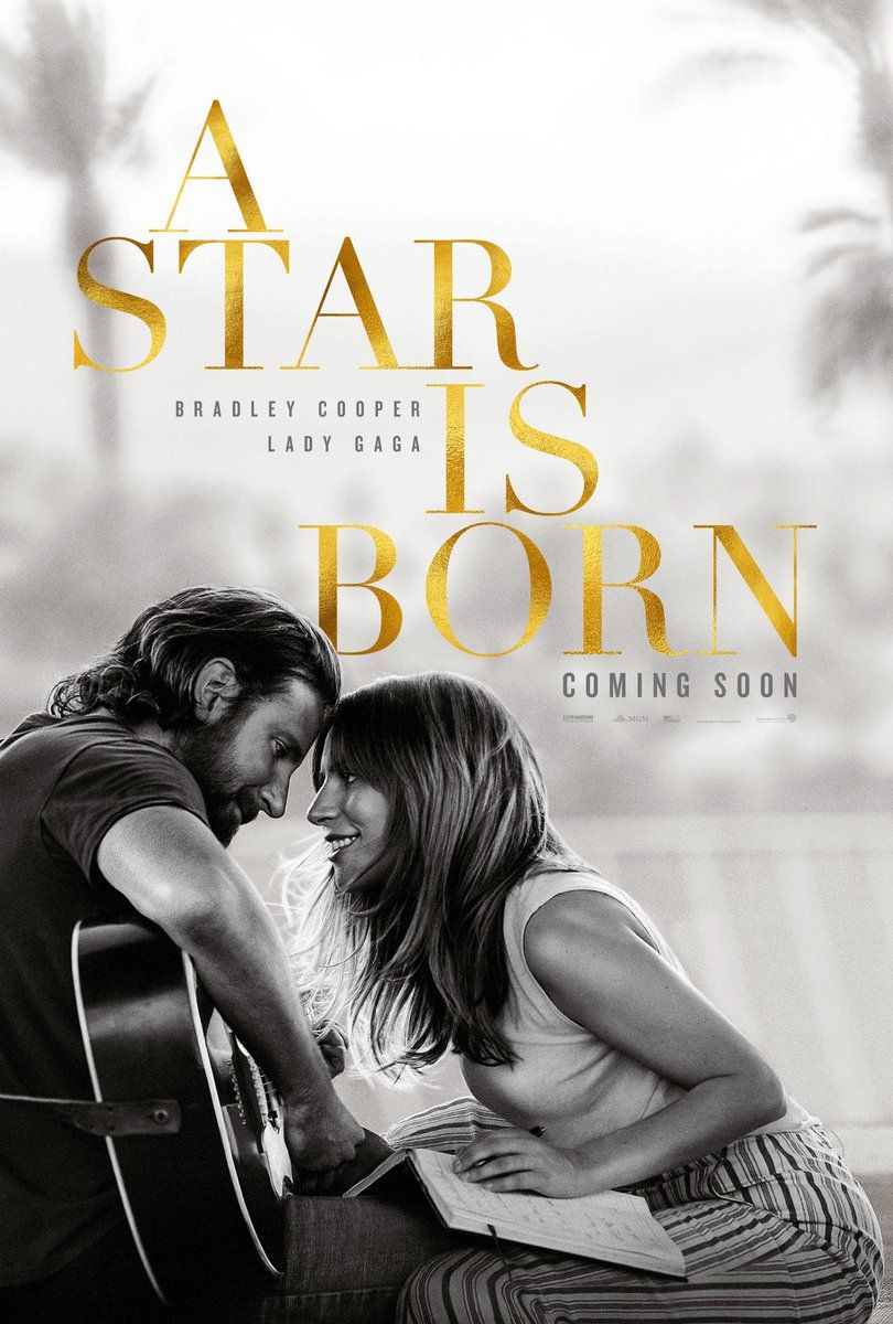 A Star Is Born Trailer Starring Bradley Cooper Lady Gaga A