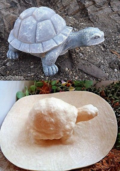 Other Ceramics and Pottery 183307: Latex Turtle Mold